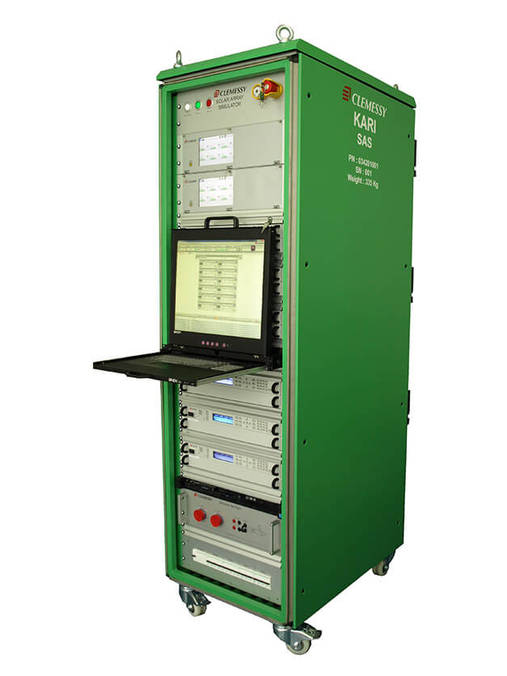 Solar Array Simulator for Kompsat project